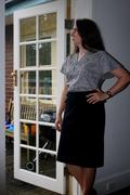 New 80s Liberty blouse
