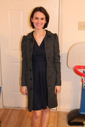 UFO #1 and #2- Dress Coat and Christmas Dress