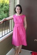The Jackie Kennedy(ish) dress