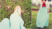 Spring Maxi Skirt 3