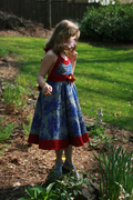 Garden Party Easter Dress