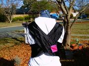 pinafore vest back