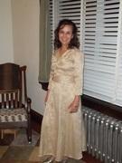 Gold Tapestry UFO Dress