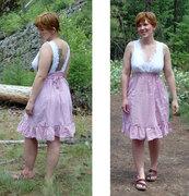 Simple Peasant Dress