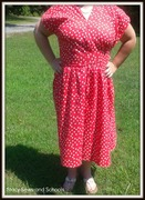 Retro Butterick '47 B5209 4