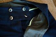 Blue Perfect Pants