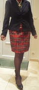 scottish skirt !