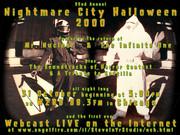 Nightmare City Halloween 2000