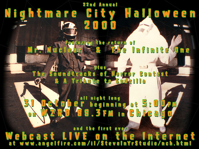 Nightmare City Halloween 2000
