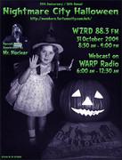 Nightmare City Halloween 2004