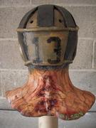 Ole leather Head