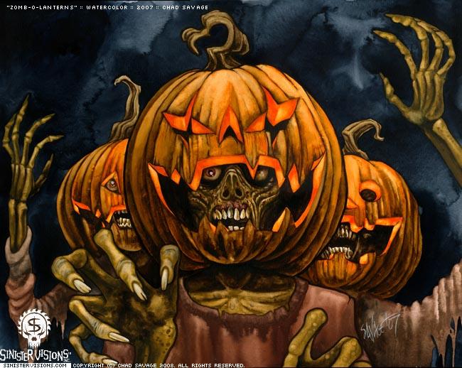 Zombo-O-Lanterns