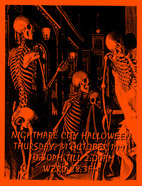Nightmare City Halloween 1991
