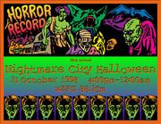 Nightmare City Halloween 1998