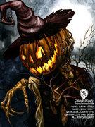 Chad Savage's Halloween Art