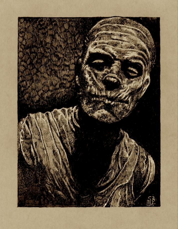 49 The Mummy's Curse