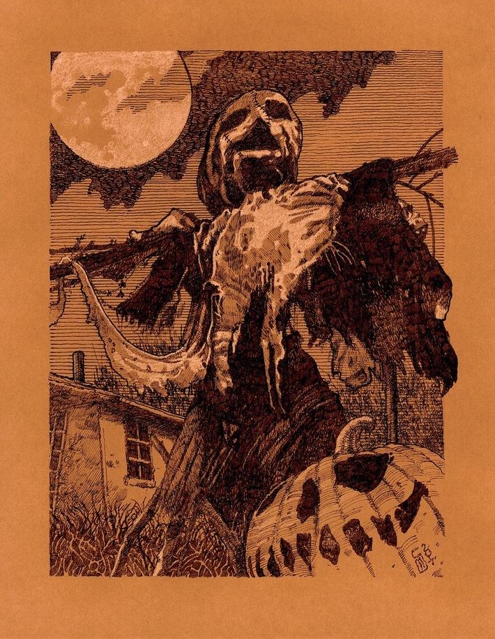 61 The Scarecrow