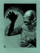 53 The Gill Man