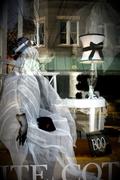Halloween Decor around Ohio