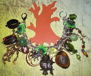 Dark Hollow Charm Bracelet