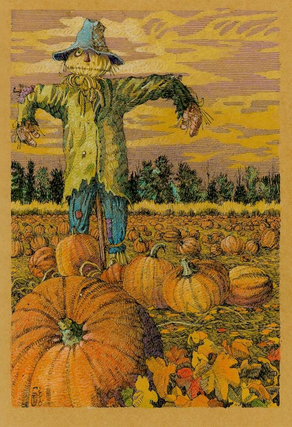 The Scarecrow-1