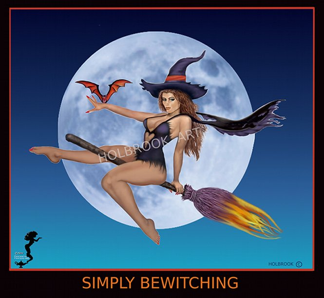 SIMPLY BEWITCHING