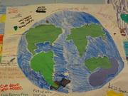 Kids Globe Art
