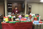 Christmas Party 12/10/16