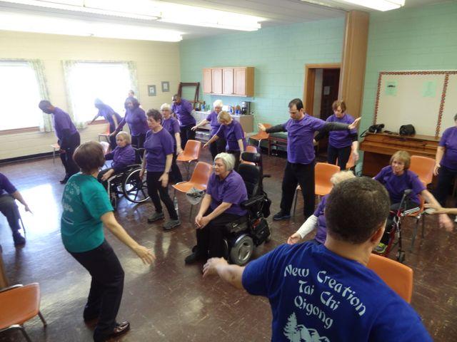 Tai Chi-Qigong: Slow, Gentle Movement for Healing