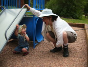 Playing with Grandchildren