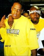 Jay Z & Paul Anthony