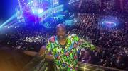 Paul Anthony Rockin' in Color at the Grammys !!!!!