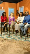 Jai Hinson and Paul Anthony at NBC's Daytime ..