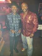P.A. with D'wayne Wiggins