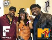 Paul Anthony, Downtown Julie Brown and Bowlegged Lou.