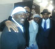 Bowlegged Lou, Big Bub, Paul Anthony and Eric B