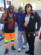 Paul Anthony with The Legendary Billy Blanks* and The Legendary Grand Master Melle Mel