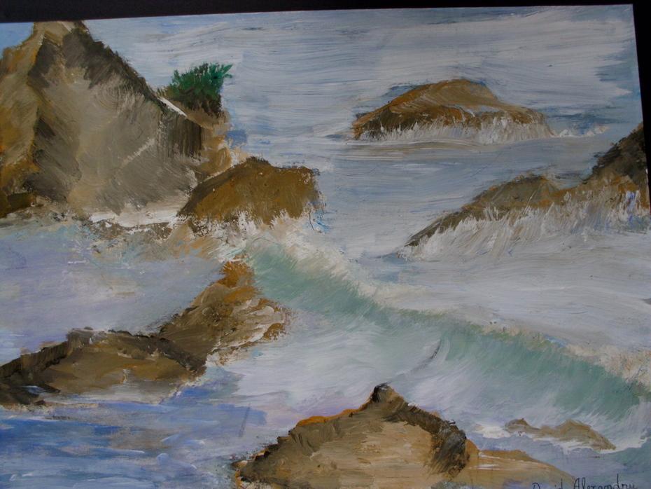 Furia valurilor