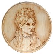 Mihai Cătrună - pictură, pirogravură