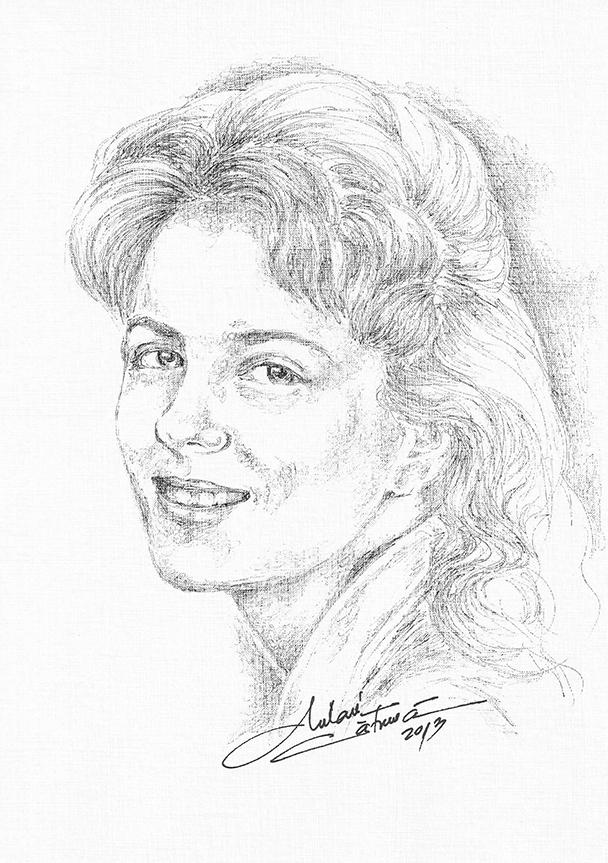 frumusete si feminitate-Irina Petrescu - omagiu