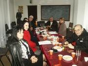 La Cenaclul Ante Portas, cu Mihaela Roxana Boboc