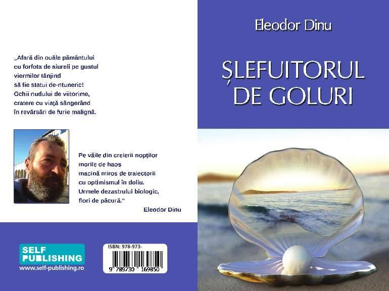 Șlefuitorii de goluri (copertă), Eleodor Dinu