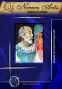Revista Nomen Artis - Dincolo de tăcere, An IV, nr. 7 (47)