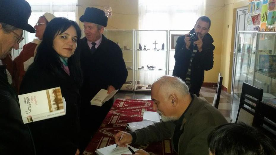 Lansare Varujan Vosganian