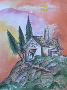 Cabana pe dealul Bucium , Iasi