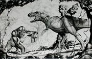 Kong vs T. Rex
