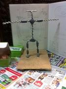 Armature design for rebuild