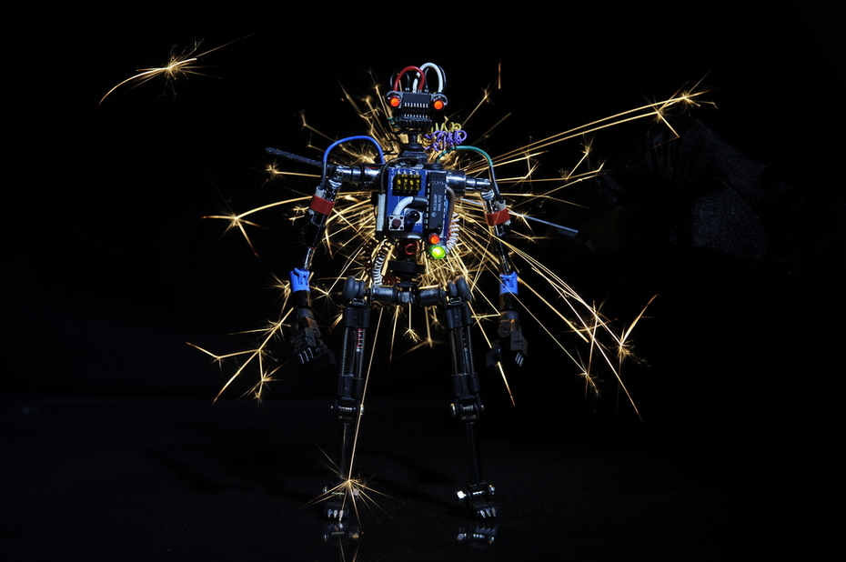 #R³bot eleven OGETJ