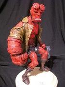 Hellboy sculpt