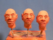 Silicone heads